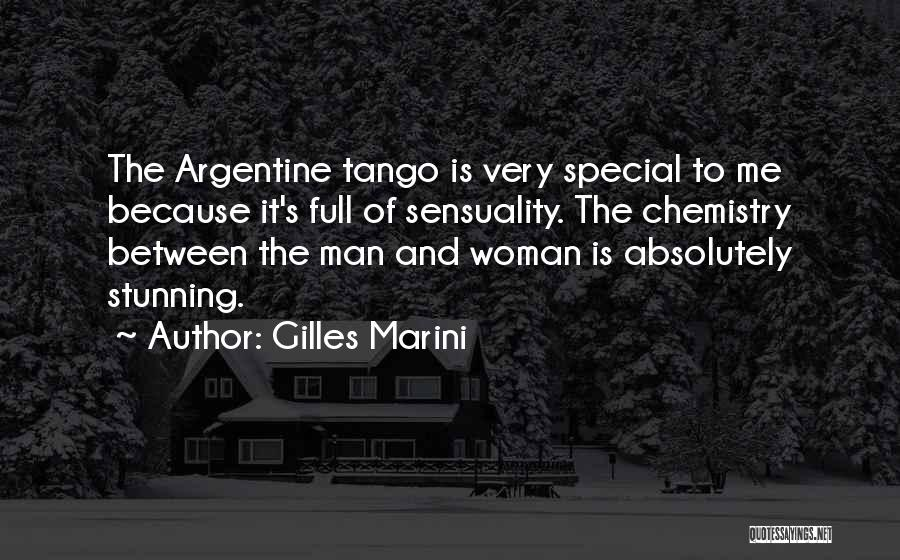 Tango Quotes By Gilles Marini