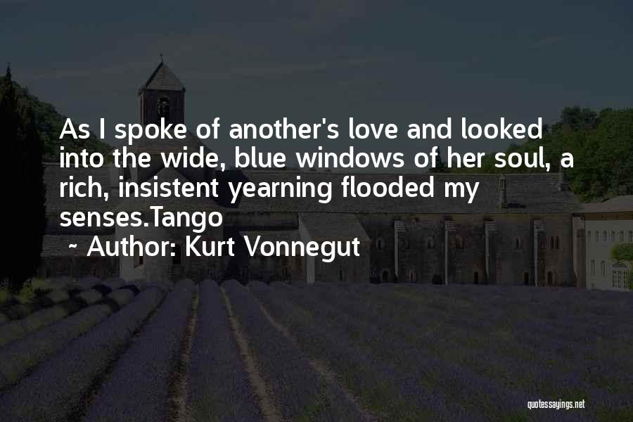Tango Quotes By Kurt Vonnegut