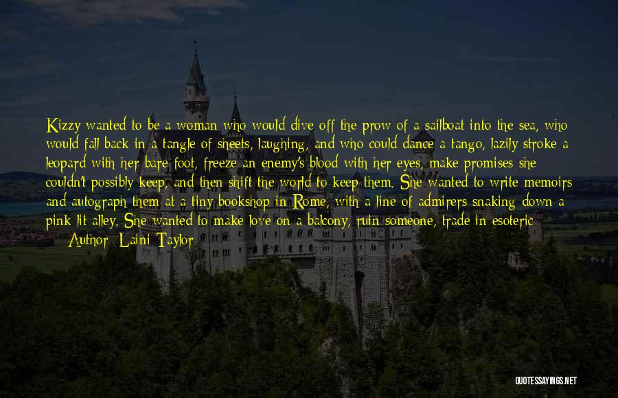 Tango Quotes By Laini Taylor