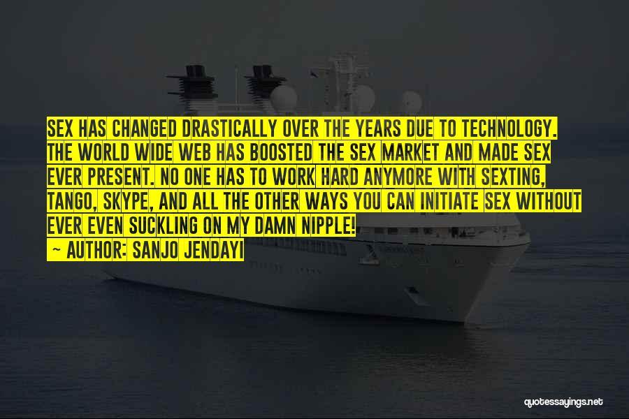 Tango Quotes By Sanjo Jendayi