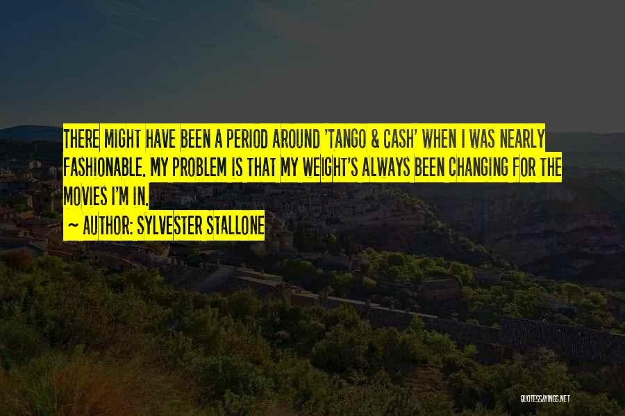 Tango Quotes By Sylvester Stallone