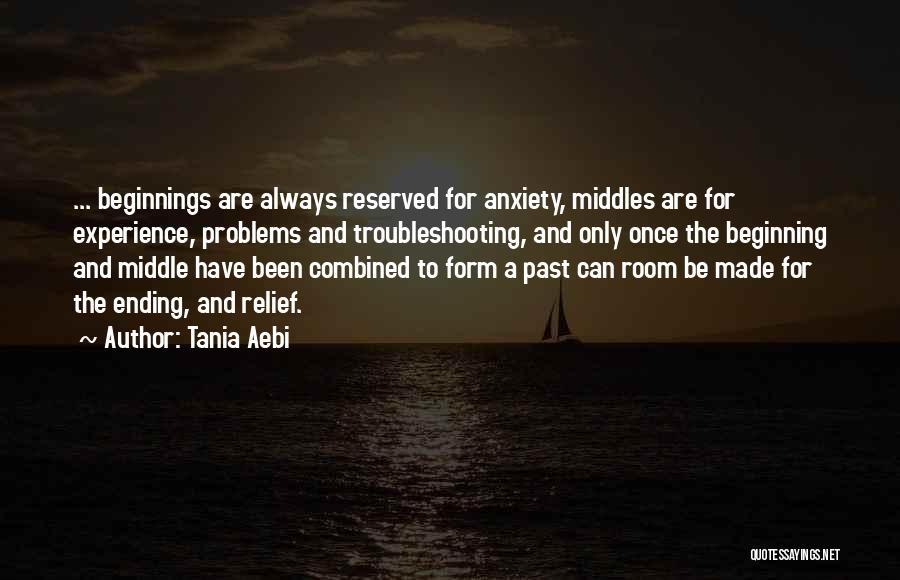 Tania Aebi Quotes 1244866
