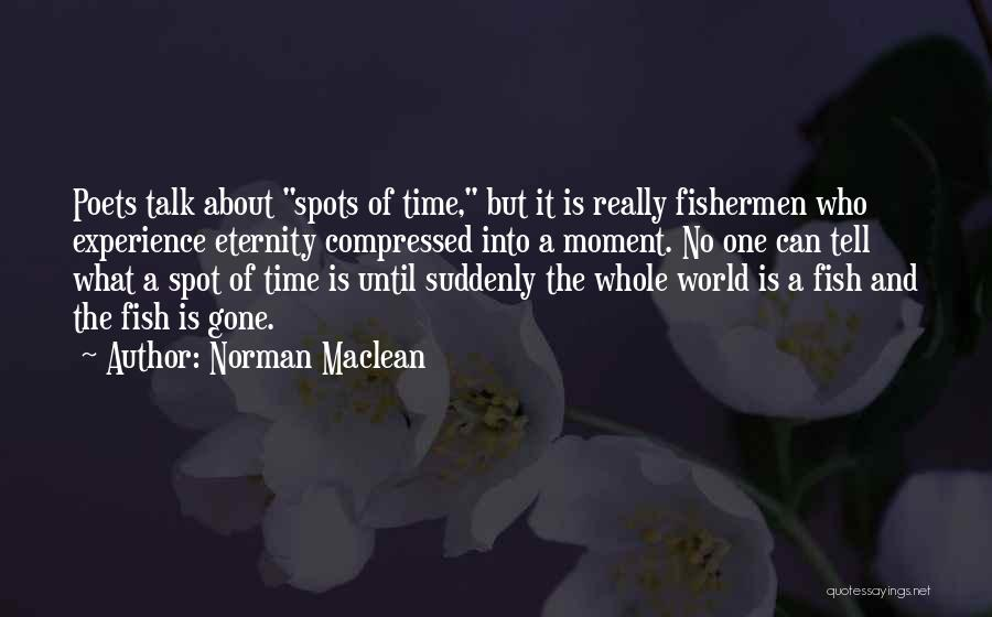 Tank Dempsey Quotes By Norman Maclean