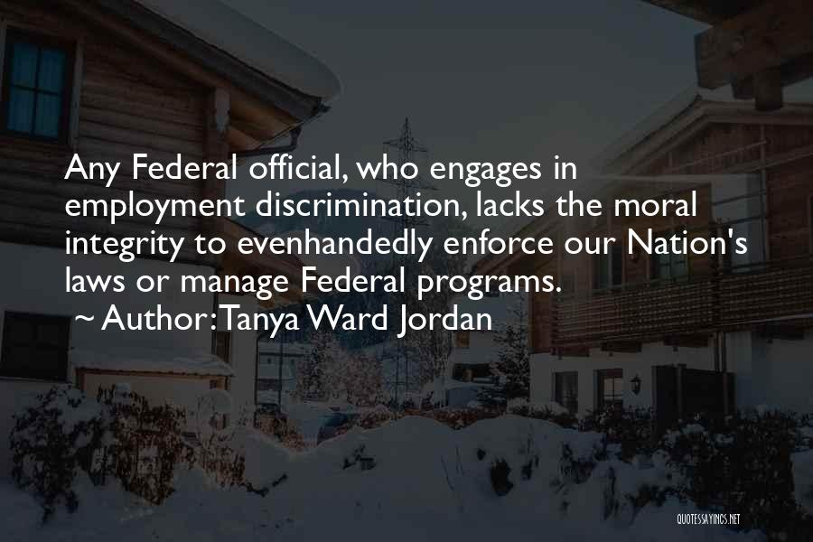 Tanya Ward Jordan Quotes 627931