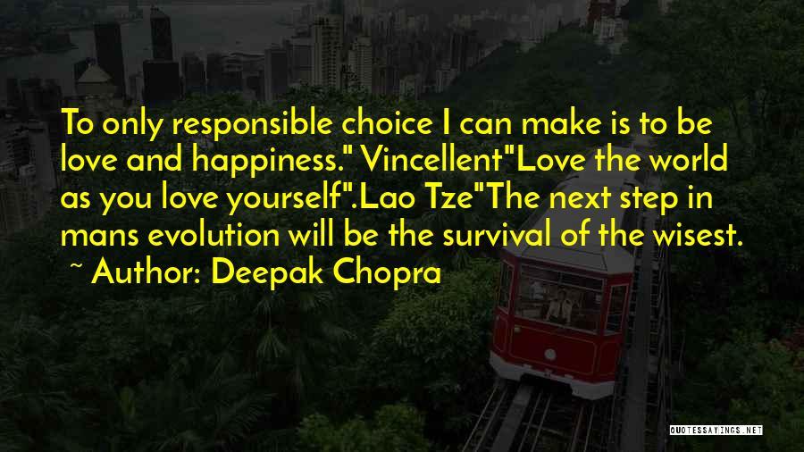 Tao Ching Quotes By Deepak Chopra