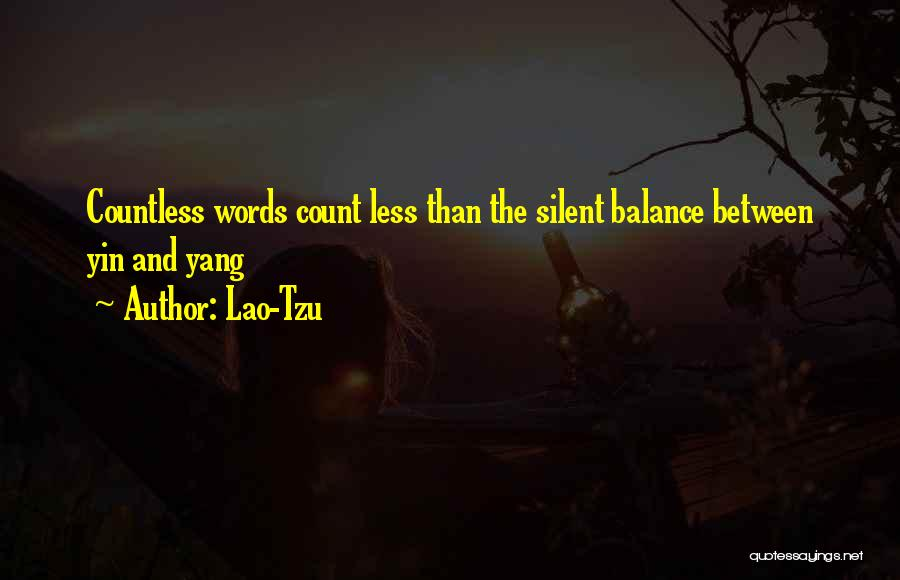 Tao Ching Quotes By Lao-Tzu