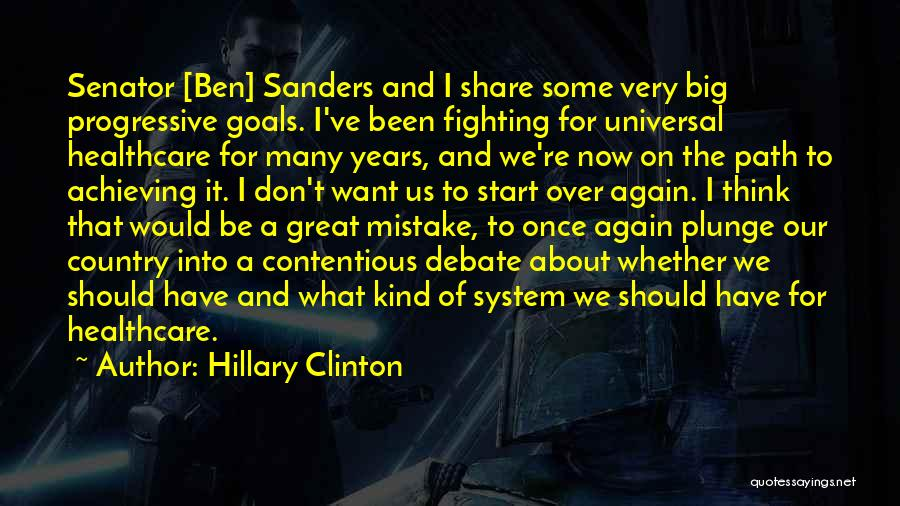 Taong Grasa Quotes By Hillary Clinton