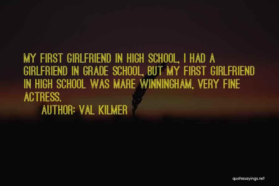 Tapped Out Wolfcastle Quotes By Val Kilmer