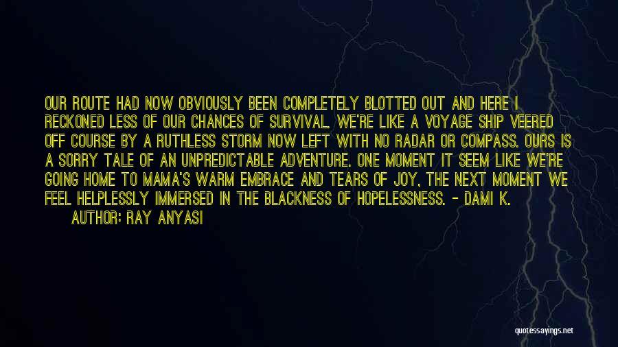 Tara Webster Love Quotes By Ray Anyasi