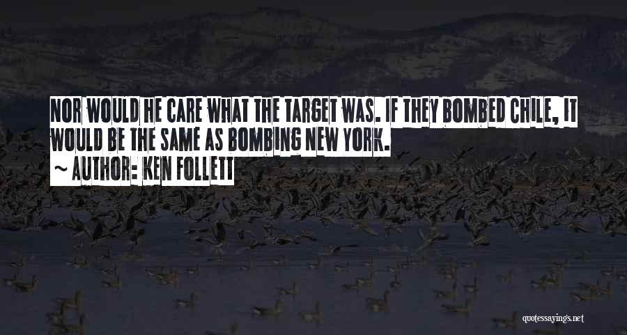 Target Quotes By Ken Follett