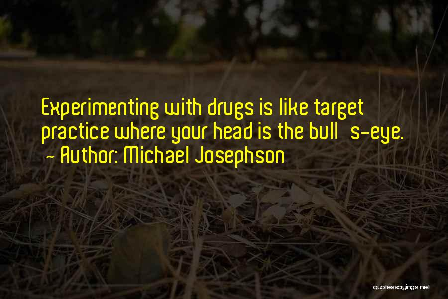 Target Quotes By Michael Josephson