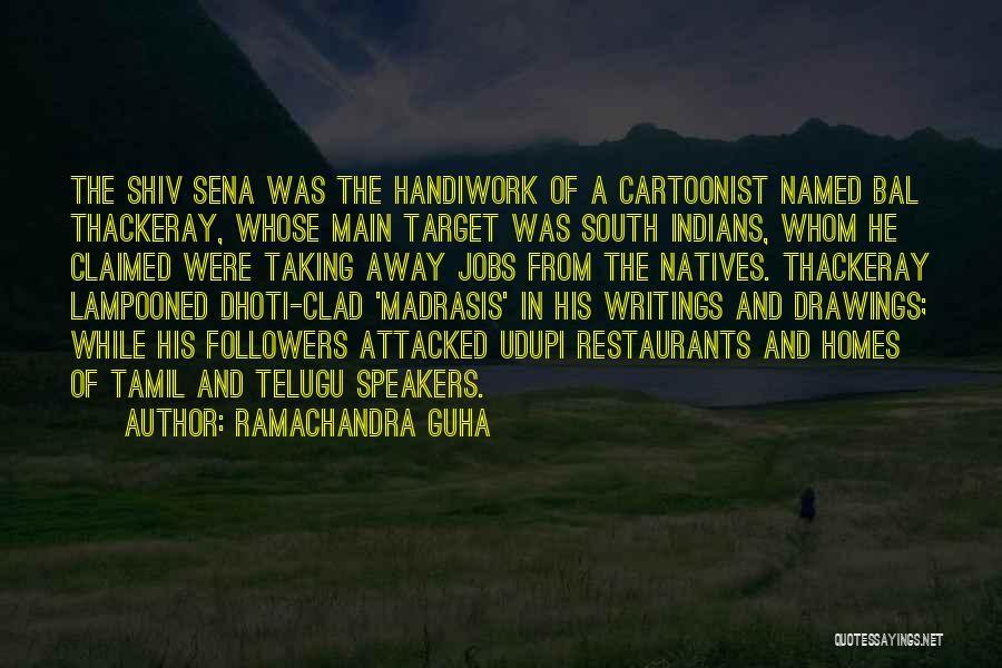 Target Quotes By Ramachandra Guha
