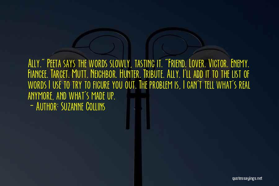 Target Quotes By Suzanne Collins