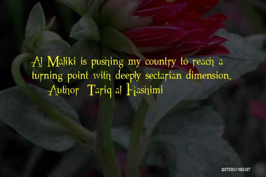 Tariq Al-Hashimi Quotes 1648097