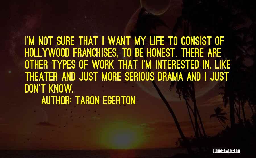 Taron Egerton Quotes 132422
