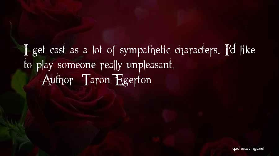 Taron Egerton Quotes 791791
