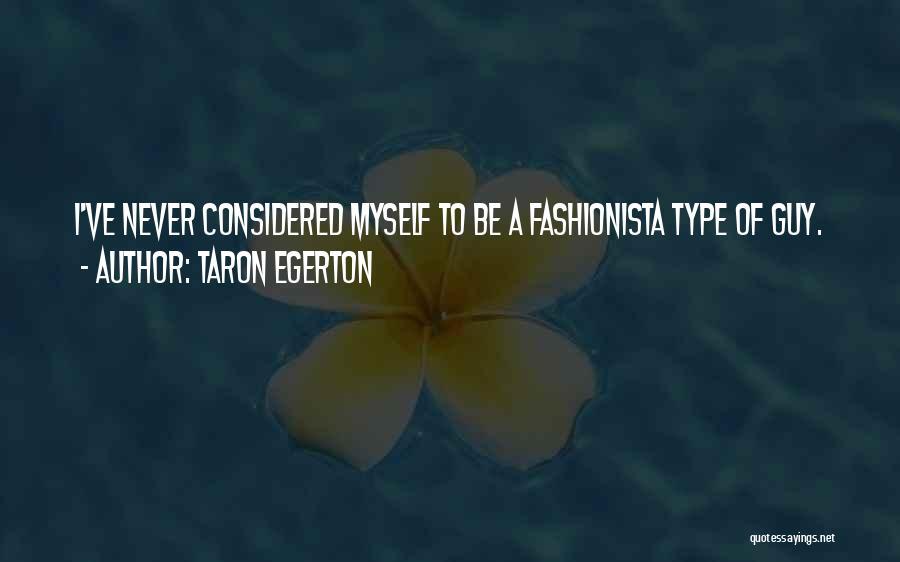 Taron Egerton Quotes 948981