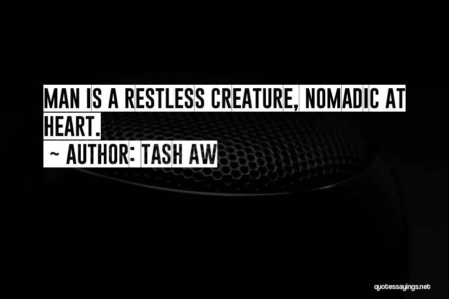 Tash Aw Quotes 1597321