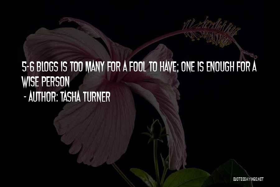 Tasha Turner Quotes 2000439