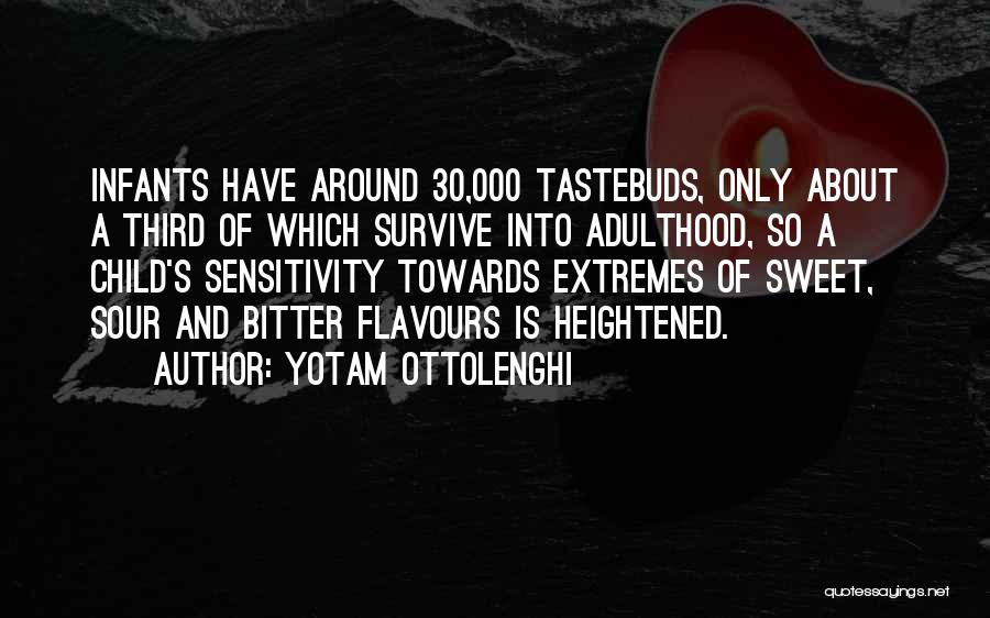 Tastebuds Quotes By Yotam Ottolenghi