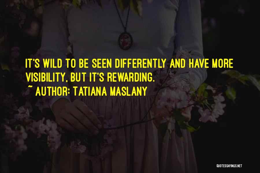 Tatiana Maslany Quotes 1131639