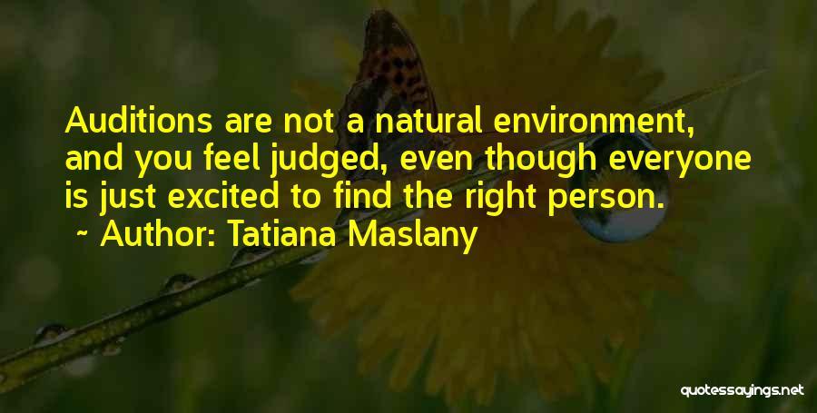 Tatiana Maslany Quotes 1381321