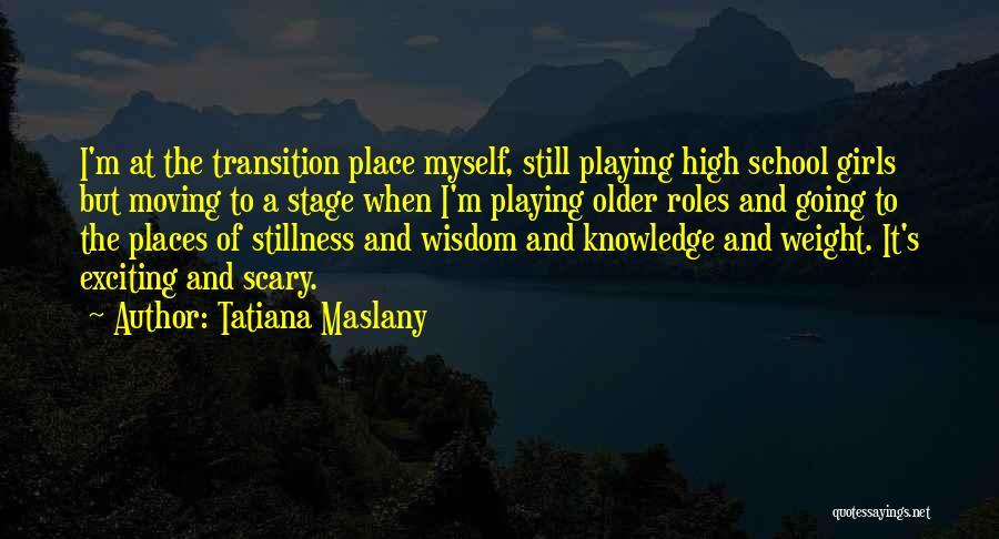 Tatiana Maslany Quotes 1622881