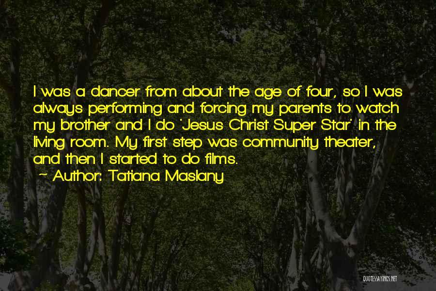 Tatiana Maslany Quotes 1895541