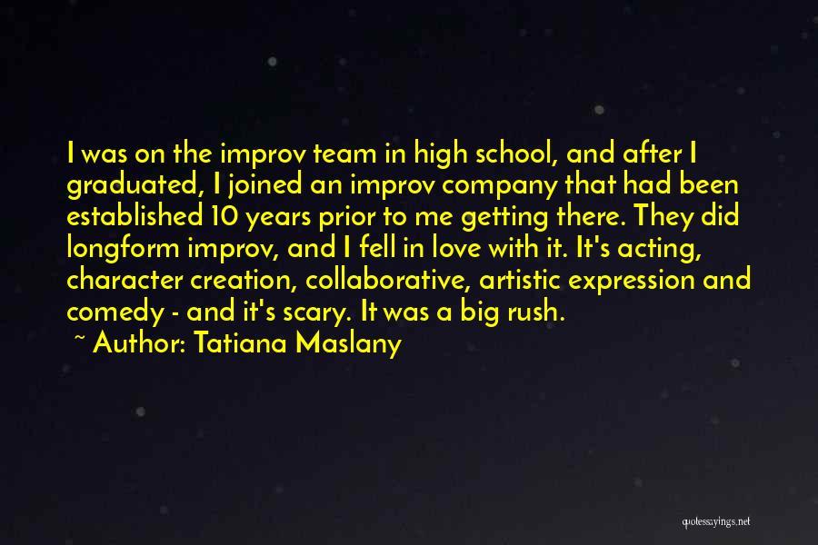 Tatiana Maslany Quotes 217445