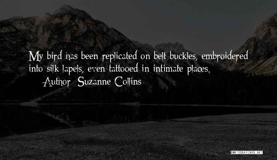 Tattooed Quotes By Suzanne Collins
