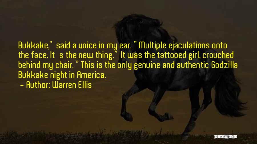 Tattooed Quotes By Warren Ellis