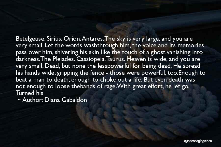 Taurus Quotes By Diana Gabaldon