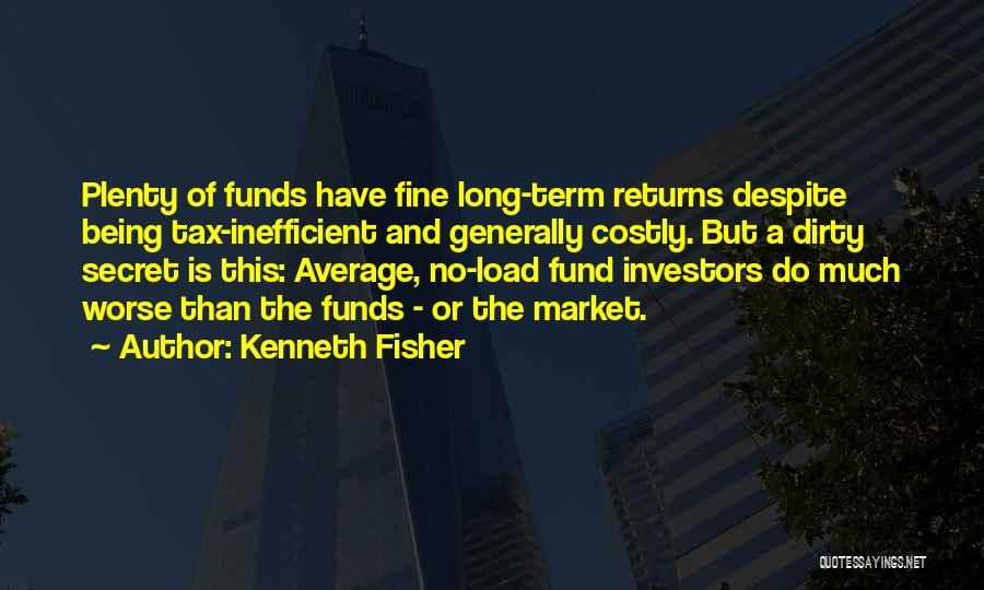 Tax Returns Quotes By Kenneth Fisher