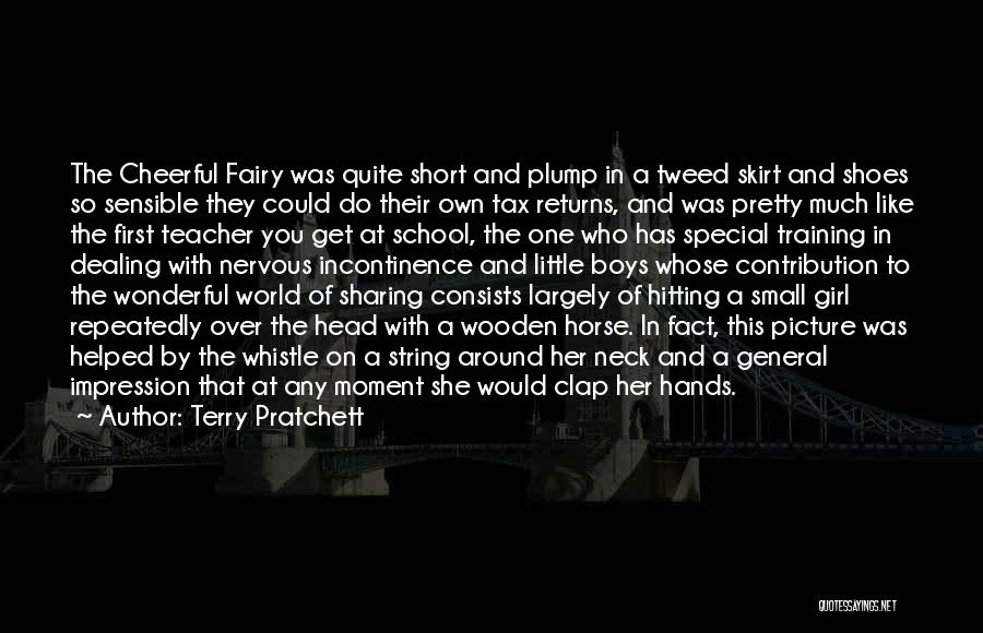 Tax Returns Quotes By Terry Pratchett