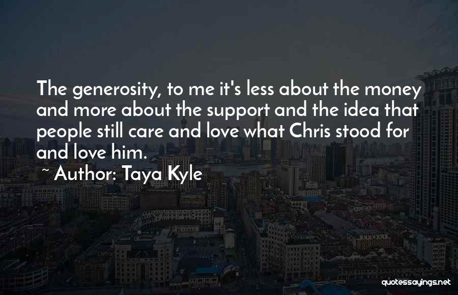 Taya Kyle Quotes 1344067
