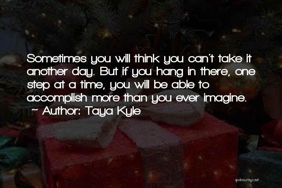 Taya Kyle Quotes 1882247