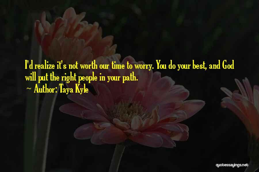 Taya Kyle Quotes 281418