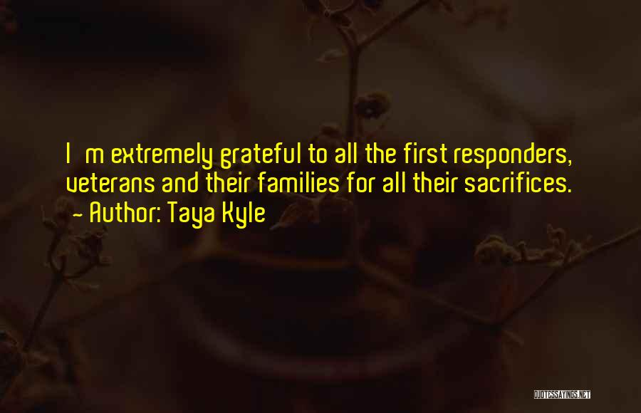 Taya Kyle Quotes 781916