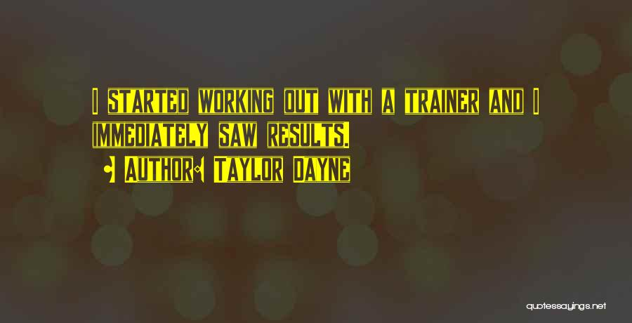 Taylor Dayne Quotes 1276971