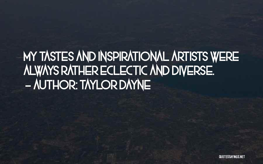 Taylor Dayne Quotes 1422964