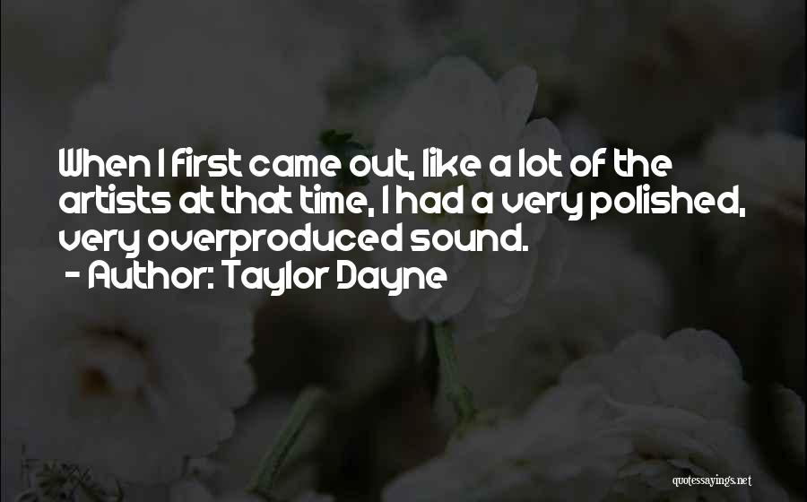 Taylor Dayne Quotes 1821352