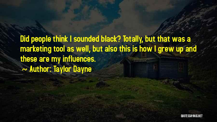 Taylor Dayne Quotes 1853297