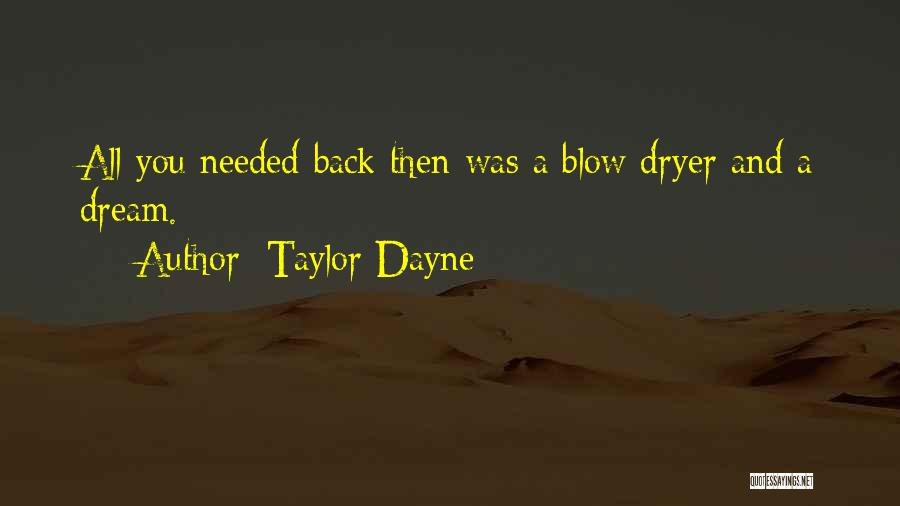 Taylor Dayne Quotes 1915915