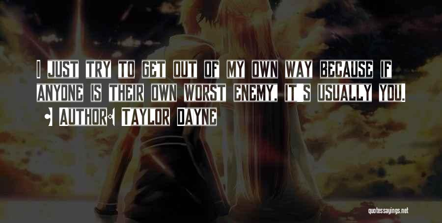 Taylor Dayne Quotes 2137060