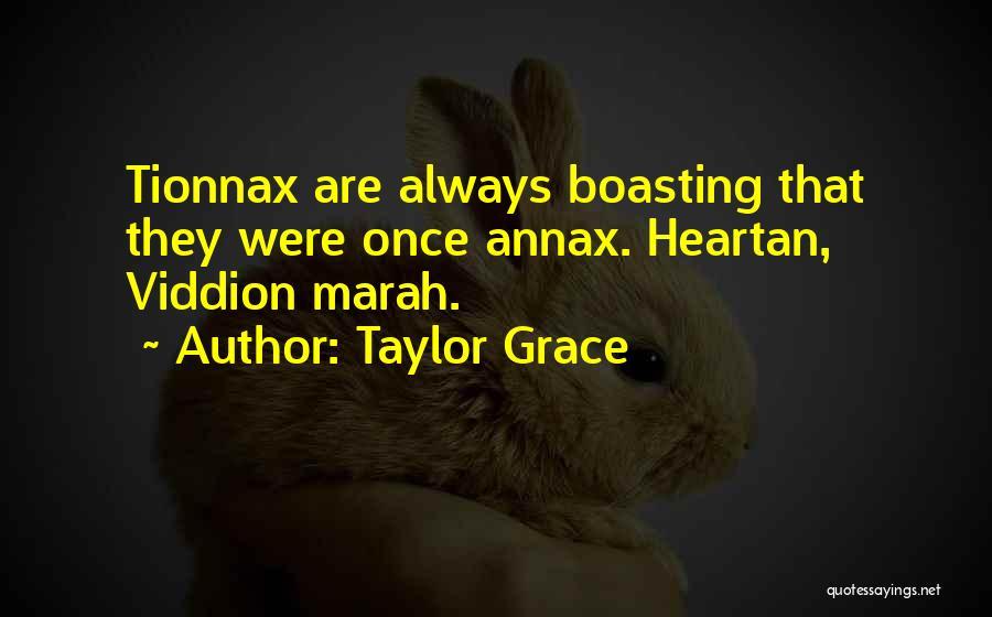 Taylor Grace Quotes 272824