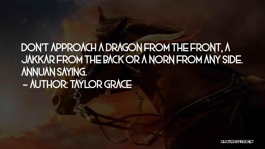 Taylor Grace Quotes 646719