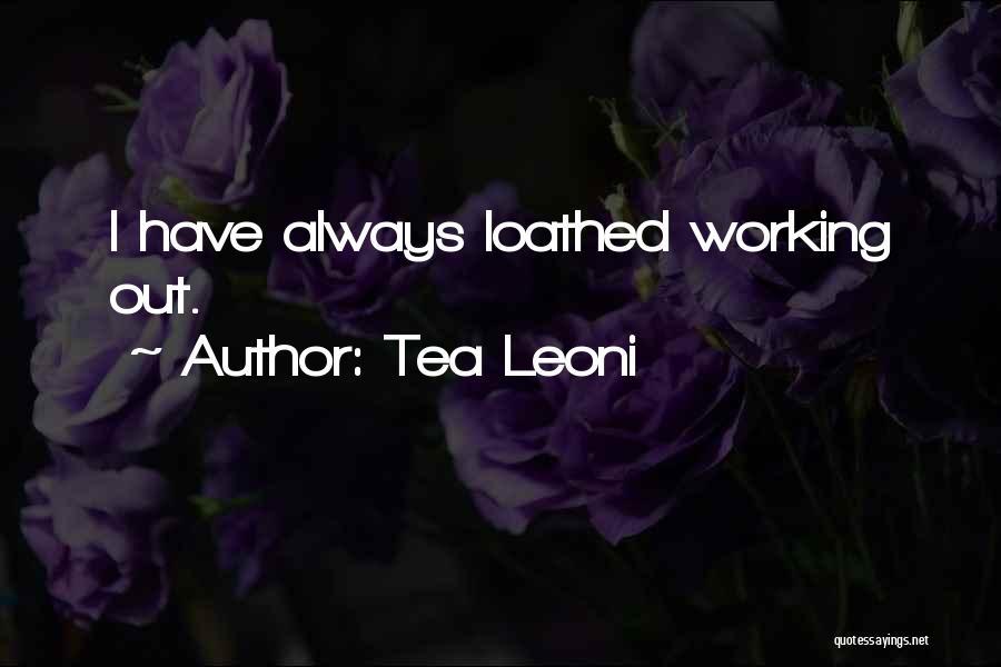 Tea Leoni Quotes 178198