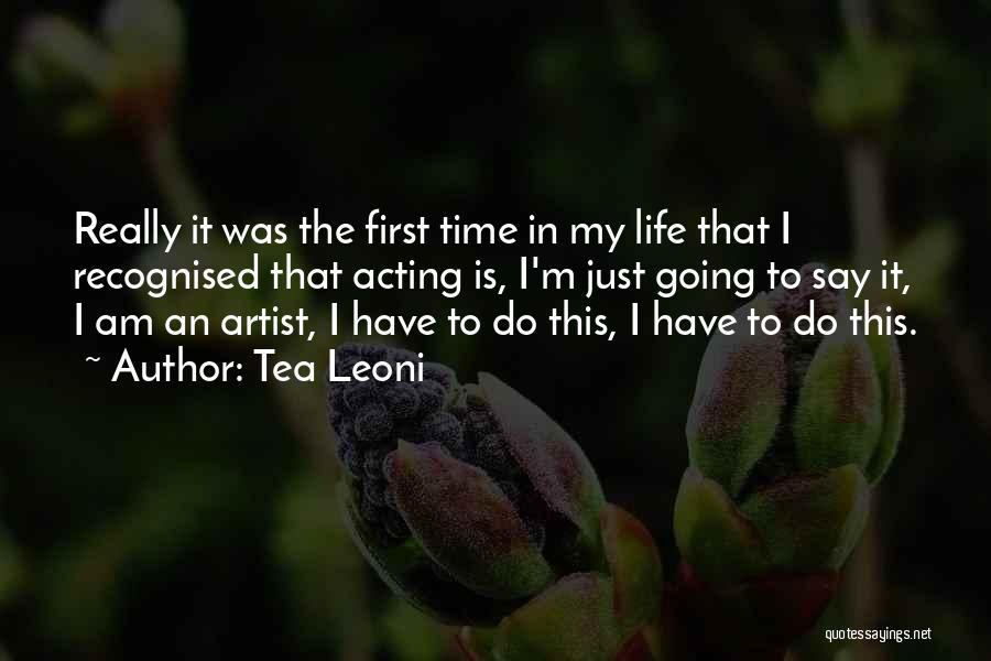 Tea Leoni Quotes 213846