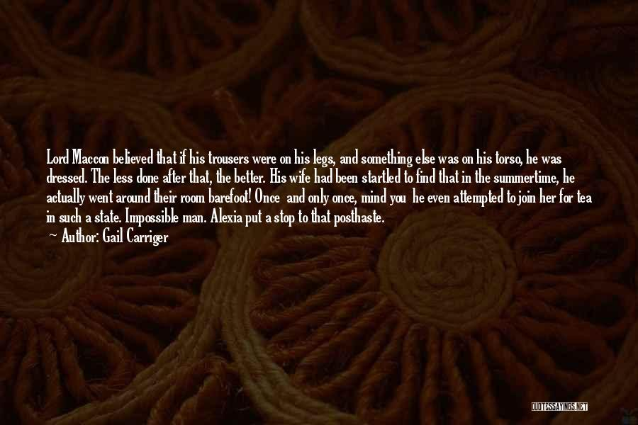 Tea Room Quotes By Gail Carriger