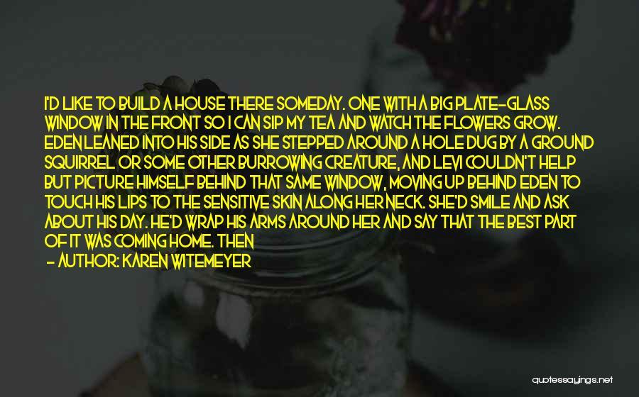 Tea Room Quotes By Karen Witemeyer